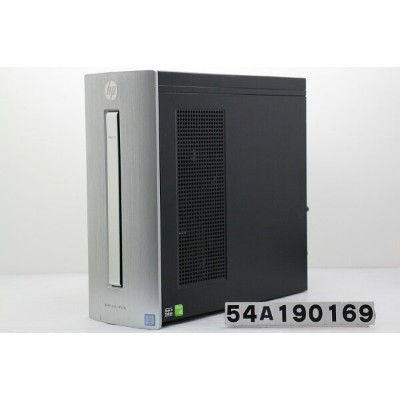 hp ENVY 750-170jp Core i7 6700 3.4GHz/32GB/250GB/Multi/Win10/GeForce GTX1050Ti 4GB【中古】【20191008】