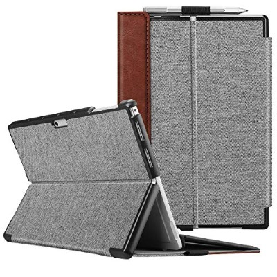 Fintie for Microsoft Surface Pro 7 / Surface Pro 6 / Surface Pro 5 2017 / Surface Pro 4 ケース タイプカバー...