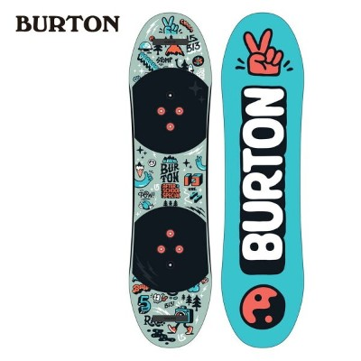 バートン Kids' Burton After School Special Snowboard Package 80 107311