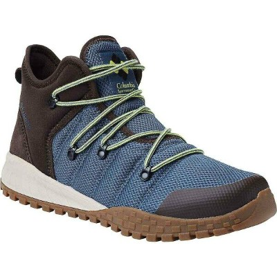 コロンビア Columbia Footwear メンズ ブーツ シューズ・靴【Columbia Fairbanks 503 Boot】Whale/Mineral Yellow