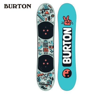 バートン Kids' Burton After School Special Snowboard Package 100 107311