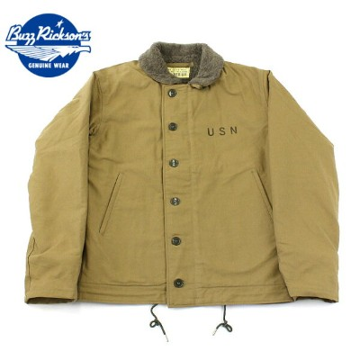 """No.BR11136(BR12031) BUZZ RICKSON'S バズリクソンズ Type N-1 """"NAVY DEPARTMENT""""40's MODEL"""