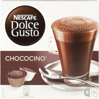 NESCAFE DOLCE GUSTO CHOCOLATE 3X16 CAPS
