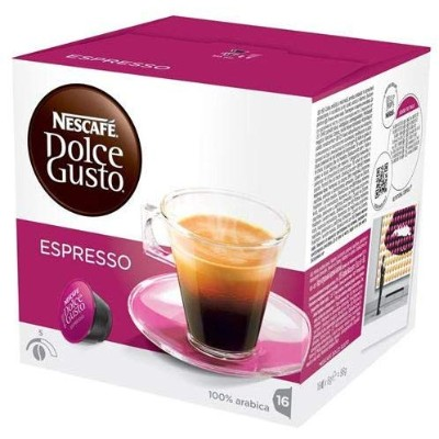 Nescafe Dolce Gusto? 4 Flavour Variety Pack (64 Capsules) Boxed