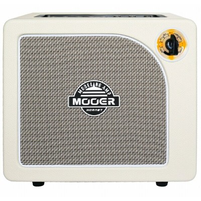 Mooer / Hornet White Bluetooth搭載ギターアンプ 【お取り寄せ商品】