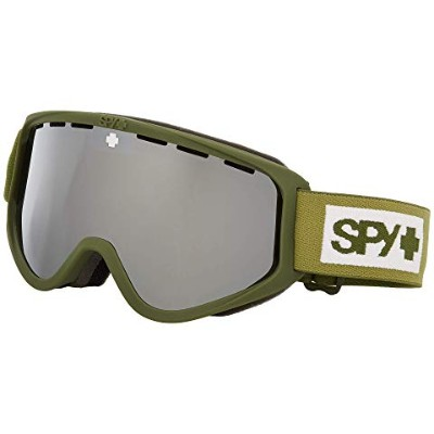 SPY OPTIC オリーブ 銅 ブロンズ + 【 OLIVE SPY OPTIC WOOT COLORBLOCK HD BRONZE W SILIVER MIRROR LL PERSIMMON 】...