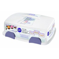 【Wilton】ウィルトン アルティメット 3 IN 1キャディーUltimate 3-IN-1 Cake Caddy