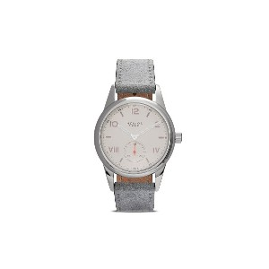 Nomos クラブ キャンパス 36mm - White, Silver-Plated
