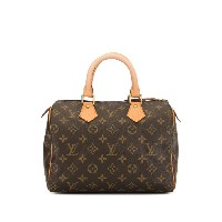 Louis Vuitton Pre-Owned スピーディ 25 ショルダーバッグ - ブラウン