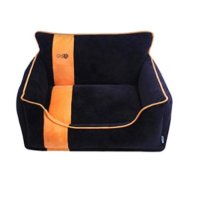 Removable Pet Dog Beds Winter Warm Small Dog Bed House Kennel Nest for Puppy Dog Cat Sofa Mat S/M/L...