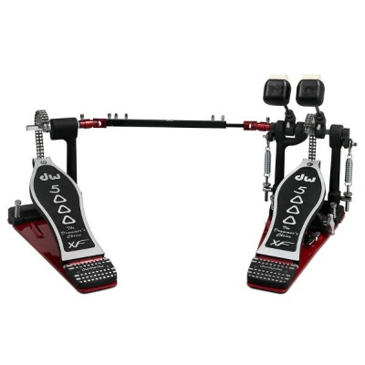 dw DW5002AD4XF [5000 Delta 4 / Extended Footboard Double Bass Drum Pedals / Accelerator Drive] ...