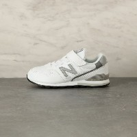 SALE【バイヤーズコレクション(BUYER'S COLLECTION)】 【NEW BALANCE】【FOR KIDS】YV996L オフホワイト