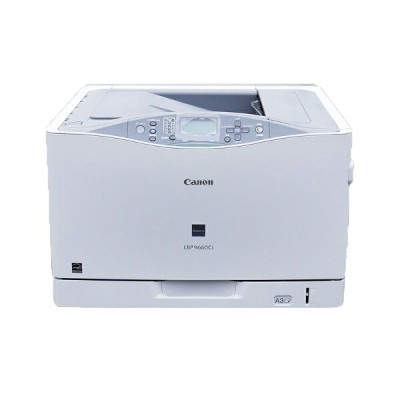 LBP9660Ci Canon Satera A3カラーレーザープリンタ 約17万枚【中古】