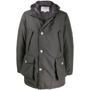 Woolrich padded down jacket - グレー