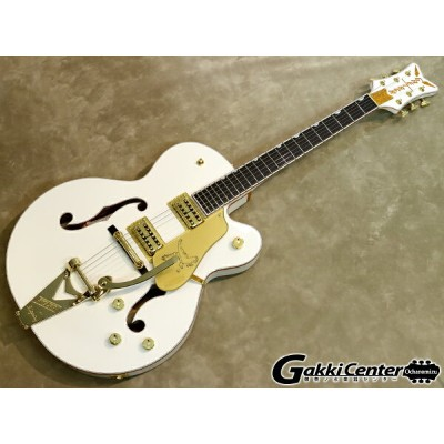 Gretsch G6136T-WHT Players Edition Falcon【シリアルNo:JT191114642/3.8kg】【店頭在庫品】
