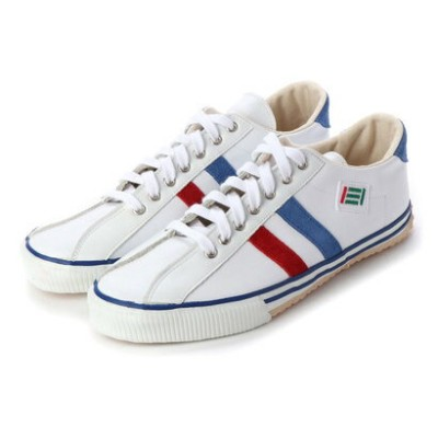マカロニアン maccheronian 2215L (WHITE/RED/BLUE)