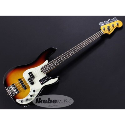 【FENDER THE SPRING-SUMMER 2020 CAMPAIGN】Fender USA《フェンダー》American Ultra Precision Bass (Ultraburst...