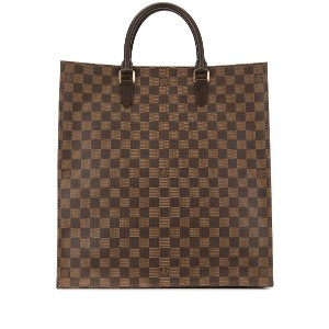 Louis Vuitton Pre-Owned ダミエ トートバッグ - ブラウン