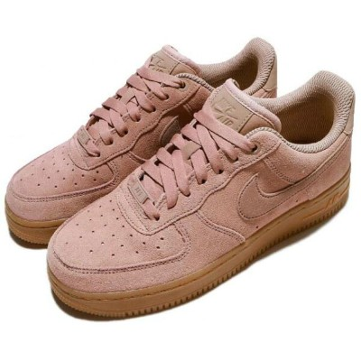 NIKE AIR FORCE 1 07 SEナイキ エア フォース 1 07 SE レディース カジュアル シューズ ピンクガム Particle Pink Gum Suede