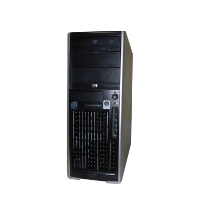 WindowsXP Pro 32bit 中古ワークステーション HP WorkStation XW4600 RV724AV Core2Duo E8400 3.0GHz 3GB 250GB (SATA...