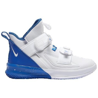 (取寄)ナイキ メンズ レブロン ソルジャー 13 SFG Nike Men's LeBron Soldier XIII SFG White Game Royal