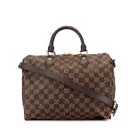 Louis Vuitton Pre-Owned スピーディ ボストンバッグ - ブラウン