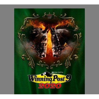 コーエーテクモゲームス KOEI Winning Post 9 2020 [Windows用][WP92020WIN]
