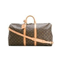 Louis Vuitton Pre-Owned Keepall Bandouliere 55 bag - ブラウン