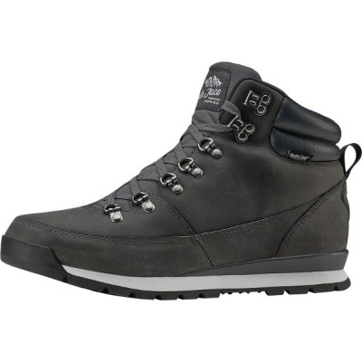 ザ ノースフェイス The North Face メンズ ブーツ シューズ・靴【Back - To - Berkeley Redux Leather Boot】Zinc Grey/Ebony Grey