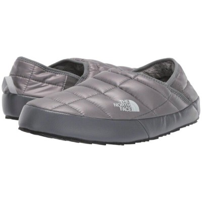ザ ノースフェイス The North Face メンズ スリッパ シューズ・靴【ThermoBall(TM) Traction Mule V】Zinc Grey/High-Rise Grey