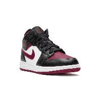 Nike Kids Air Jordan 1 Mid GS スニーカー - ブラック