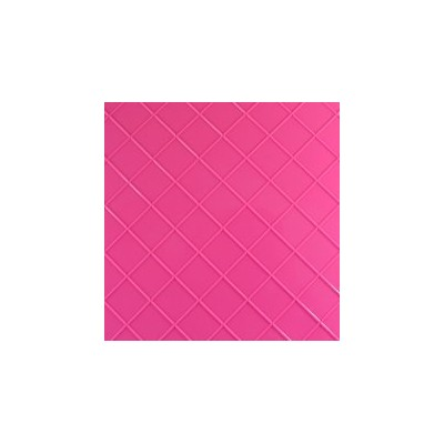 NY Cake Fondant Impression Mat, Quilted Design- Silicone