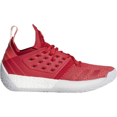 "アディダス メンズ adidas Harden Vol. 2 ""Pioneer"" バッシュ Bold Red/Shock Red/Light Solid Grey ハーデン ボリューム2Volume2"