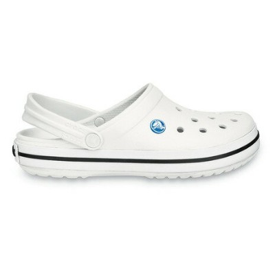 クロックス(crocs) crocband 11016-100 WHITE (Men's、Lady's)