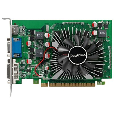 LEADTEK WinFast GeForce GT 440 1024MB 128BIT DDR3【中古】