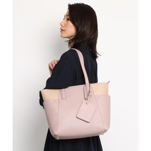 【AG by aquagirl(エージー バイ アクアガール)】 パスケース付きトートバッグ OUTLET > AG by aquagirl > バッグ・財布・小物入れ > トートバッグ...