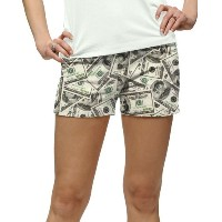 LoudMouth Ladies Hunnids StretchTech Mini Shorts【ゴルフ レディース>パンツ】