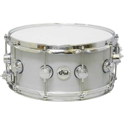 "dw《ディーダブリュー》 DW-TAL1465SD/ALUMI/C [Collector's Metal Snare / Thin Aluminum 14"" x 6.5""]【お取り寄せ品】"