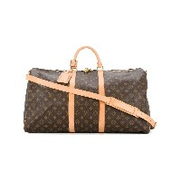 Louis Vuitton Pre-Owned Keepall 55 Bandouliere bag - ブラウン