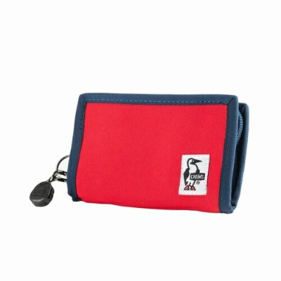 EcoCardWallet CHUMS(チャムス)-Red