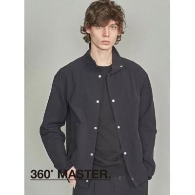 【SALE/15%OFF】BEAUTY & YOUTH UNITED ARROWS BY360MASTERレイズドネックジャケット【セットアップ対応】 ビューティ&ユース ユナイテッドアローズ...