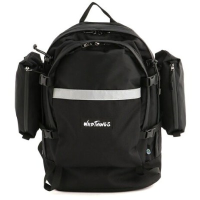 【SALE/5%OFF】ADPOSION ADPOSION/(M)【WILDTHINGS】X-PACKナイロンリュック テットオム バッグ リュック/バックパック ブラック ホワイト ベージュ...