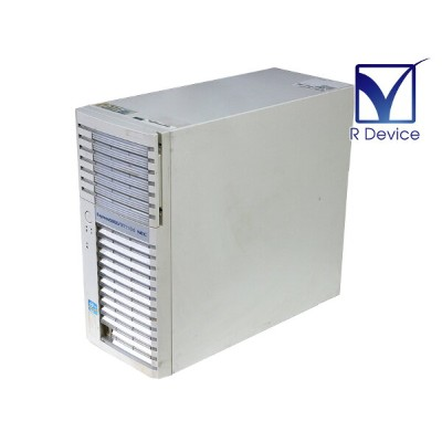 Express5800/GT110d N8100-1768Y NEC Xeon Processor E3-1220 3.10GHz/1GB/HDD非搭載/DVD-ROM【中古】