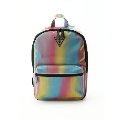 【SALE/50%OFF】GUESS (U)PRISM Backpack ゲス バッグ リュック/バックパック グレー【RBA_E】【送料無料】