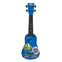 Disney ミニギター 子供用 モンスターズインク Monsters University Mini Guitar by First Act - MU285