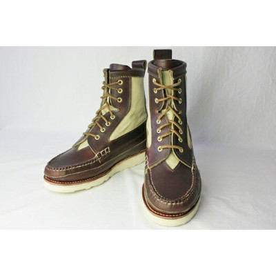 New England Outerwear Company(ニューイングランド・アウターウェア)HARVESTER BOOT CRISTY (COLOR : Burgundy Chromexel)...