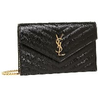 【送料無料】サンローランパリ バッグ SAINT LAURENT PARIS 393953 BOW01 1000 MONOGRAMME SAINT LAURENT MATELLASSE...