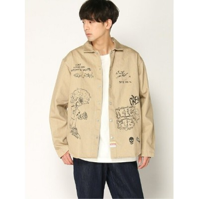 【SALE/40%OFF】JOURNAL STANDARD PAY DAY*JM for JS Snap JKT ジャーナル スタンダード コート/ジャケット コート/ジャケットその他 ベージュ...