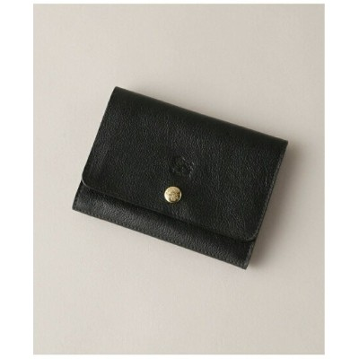 IL BISONTE IL BISONTE COMPACT WALLET 0240 ジャーナル スタンダード 財布/小物 財布 ベージュ オレンジ【送料無料】
