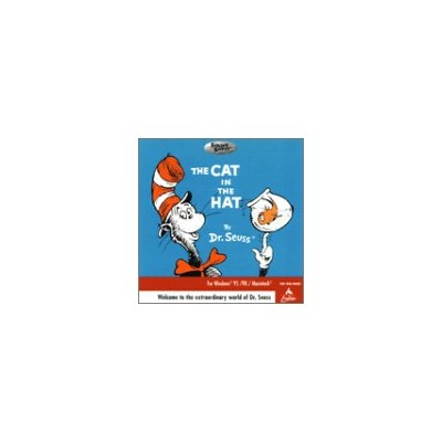 【中古】THE CAT IN THE HAT by Dr.Seuss 正規輸入版